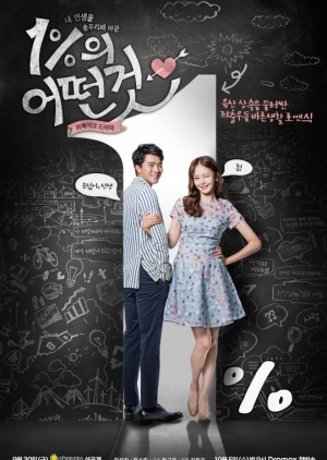 Korean Drama  1%의 어떤것 / Something About 1% (2016) /  One Percent of Anything (2016)